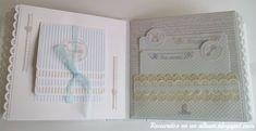 cascada-bolsillo Album Scrapbook, Big Shot, Baby Shower, Scrapbooking, Decor, Ideas, Welcome Baby, Paper Quilling Designs, Scrapbook