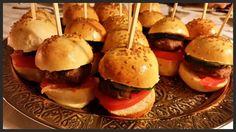 Ellouisa: Hamburgerbroodjes