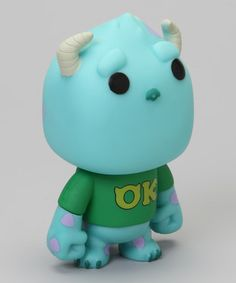 Take a look at this Monsters University Sulley POP Figurine by Monsters University on #zulily today!