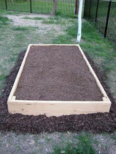 Diy Raised Vegetable Garden Bed 1 Mow Grass Low 2 400 x 300