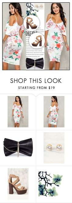 """""""AMICLUBWEAR 14"""" by mell-2405 ❤ liked on Polyvore featuring Jimmy Choo and amiclubwear"""