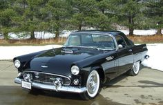 50. Ford Thunderbird - 50 American Sports Cars That Don't Suck | Complex UK