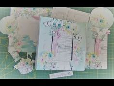 { PRÉSENTATION ALBUM }  Collection Happy Place MINTAY BY KAROLA Mini Albums, Presentation, Paper Crafts, Places, Happy, Youtube, Collection, Tissue Paper Crafts, Paper Craft Work