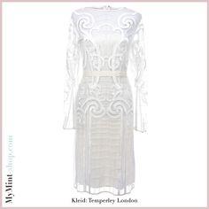 NEW ARRIVAL! #TemperleyLondon   #Vintage   #Dress   #Onlineshop   #MyMint