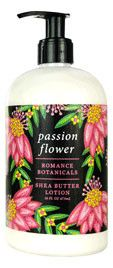 Romance Passion Flower Lotion by Greenwich Bay Trading Co
