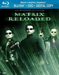 The Matrix Reloaded 2003 BRRip 720p Dual Audio Hindi Dubbed
