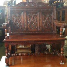 £295 Oak Bench