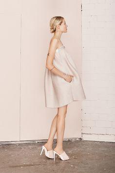 LUDIC mini elastic band dress  UNDRESS SS17 collection  www.iwearundress.com