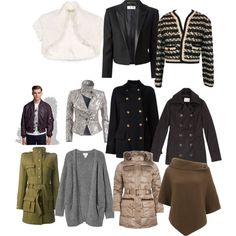 """jackets"" by sarahfow19 on Polyvore"