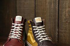 Vans California Leather Sk8-Hi Reissue