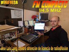 Winifreda: FM Compacto consiguió su licencia