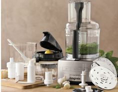 Magimix By Robot-Coupe Food Processor Review & Giveaway! - want want want! @Meghan McGarry {Buttercream Blondie}