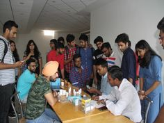 | Health Checkup Camp Nivaran IV |The NorthCap University's commitment towards a 'Disease free' society is infallible and in line with this mission 'निवारण'– IV Spirometry Test Camp was organized on 30 August 2017 at the University campus. The camp was conducted with an objective to make people aware of tests used to diagnose asthma, chronic obstructive pulmonary disease (COPD) and other conditions that affect breathing.