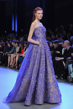 spring 2015 Trends evening couture clothing | Elie-Saab-Show-Paris-Fashion-Week-Haute-Couture-Spring-Summer-2014 ...