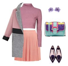 Designer Clothes, Shoes & Bags for Women Fashion Women, Women's Fashion, Paula Cademartori, Miu Miu, Balmain, Women's Clothing, Pastel, Chanel, Glamour
