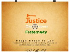 Saluting all great men who contributed in building a successful constitution. May our dream of a better tomorrow come true. Republic Day, Brand Story, Tomorrow Will Be Better, Constitution, Identity, Mindfulness, Building, Happy, How To Make