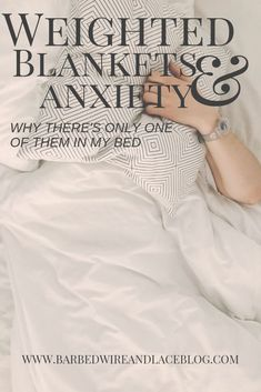 Weighted Blanket and Anxiety: There's Only Room In My Bed For One Of Natural Anxiety Relief, Stress Relief, Good Sleep, Sleep Better, Sleep Well, Social Anxiety, Anxiety Humor, Test Anxiety, Hate My Job