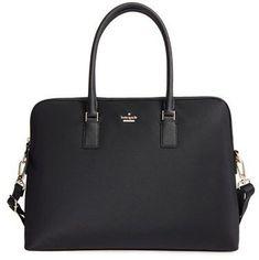 Kate Spade New York Daveney 15-inch Laptop Bag (Black)