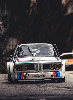 C 1973 BMW 3.0 CSL Tuning Motor Sports CAR POSTER Multiple Sizes