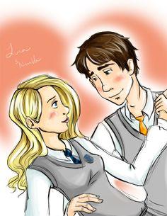Neville and Luna