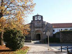 1000 Lugares en Galicia: Iglesia Románica de Santa María de Cambre, A Coruñ...
