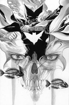 Batwoman by J.H. Williams III