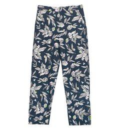 Night Walk Embroidered Pant   AU$299   Gorman