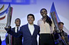 Nairo Quintana and Caterine Ibargüen, sportsmen 2013 | ELESPECTADOR.COM