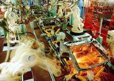 Industria, il fattura cresce ma solo per l'estero