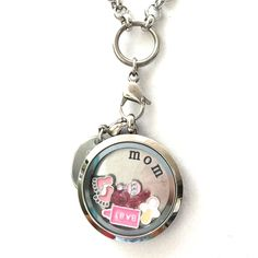 P2 Dream Lockets - New Mom - Baby Girl, $44.99 (http://www.p2dreamlockets.com/new-mom-baby-girl/)