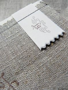 beautiful paper binding