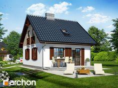 Дом в бруснике - Визуализация 1