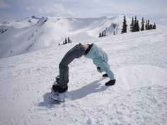 #yoga #snowboard yoga inspiration... Would love to hear tips from yogi in pose, on how to create this striking pose...