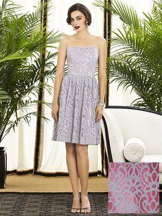 Lacey Bridesmaid Dress