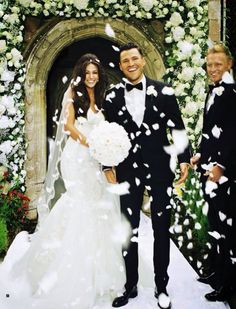 Mark Wright and Michelle Keegan got married. Her marriage was held in front of family and friends located at Hengrave Hall estate in Suffolk. Do you want to know Michelle Keegan dress for wedding? Wedding Dress Pictures, Wedding Pics, Wedding Styles, Wedding Gowns, Wedding Blog, Wedding Decor, Michelle Keegan Wedding Dress, Luxury Wedding, Dream Wedding