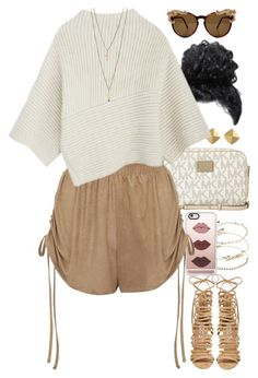 """Untitled #1546"" by power-beauty ❤ liked on Polyvore featuring ASOS, Casetify, Michael Kors, Topshop and Vince Camuto"
