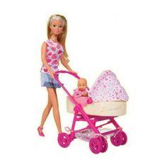 SIMBA Steffi Love Panenka Steffi s malým dítětem 5730861 - ABC zbozi