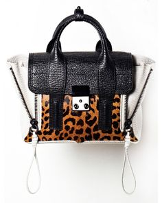 3.1 Phillip Lim Leopard Pashli