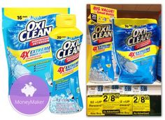 Moneymaker OxiClean at Rite Aid!