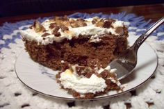 Candy Bar Cake. Photo by Aunt Paula