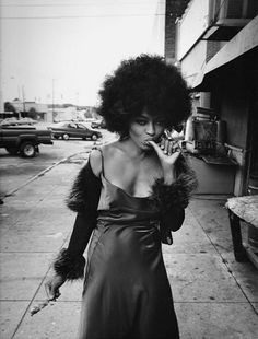 """bobbysockss: """" modrules: """" Diana Ross photographed by Ruven Afanador. """" HELLO """""""