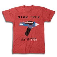 Set To Stun Phaser T-Shirt