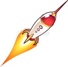rocket picture to use for bulletin board