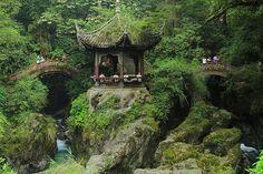 Emeishan Sacred Mountain, China