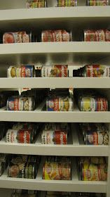 The Bakers: Food Storage Room