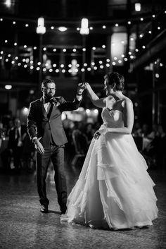 Meg + Robert // Hyatt Arcade Wedding » Cleveland Wedding Photography & Videography