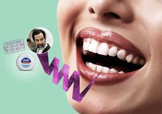 Oral-b: Hiding, 2     You never know what could be hiding in your mouth.  Advertising Agency: Miami Ad School, São Paulo, Brazil