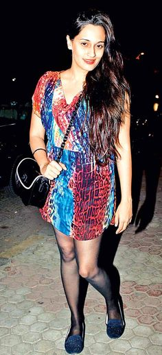 Shweta Pandit at a jamming event. #Style #Page3 #Fashion #Beauty