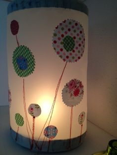 Laterne/Windlicht You still need a lantern for St. Martin or a pretty lantern? Fall Crafts, Diy And Crafts, Summer Crafts, Easter Crafts, Christmas Crafts, Diy For Kids, Crafts For Kids, How To Make Decorations, Diy Y Manualidades