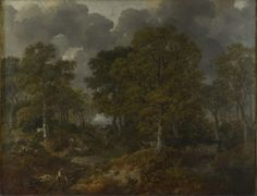Oil Painting 'Thomas Gainsborough Cornard Wood Near Sudbury Suffolk ' Printing On Polyster Canvas , 30 X 39 Inch / 76 X 99 Cm ,the Best Kitchen Artwork And Home Gallery Art And Gifts Is This Reproductions Art Decorative Prints On Canvas Thomas Gainsborough, Dante Gabriel Rossetti, William Hogarth, William Turner, Sudbury Suffolk, Joseph, Kitchen Artwork, John Everett Millais, Oil On Canvas
